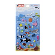 Sticker Sea Animals