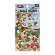 Sticker Jack & Beanstalk