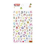 Sticker Baby Letters