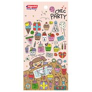 Sticker Chic Party