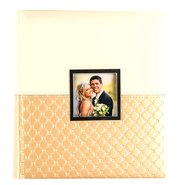 Photo Album 13x18cm 200 Pocket Cream