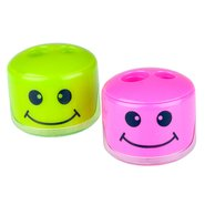 Smiley Face Sharpener