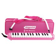 32K Organ Melodica with Bag Magenta