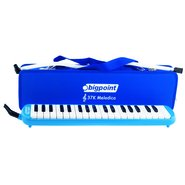 37K Organ Melodica with Bag Blue