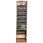 Oil Colour 45ml Wooden Display
