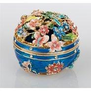 Flowers Trinket Box