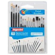 School Brush Set 15pcs