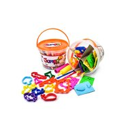 Kiddy Clay Jumbo Set 55 Accessories In The Bucket