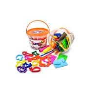 Kiddy Clay Jumbo Set 55 Accessories In The Bucket