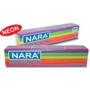 Kiddy Clay Modelling Clay 5 Neon Colors 270 Gr