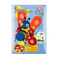 Spaghetti Clay 8 Colours x 100G Butterfly