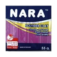Nara Polymer Clay 55 Gram PM06 Lilac