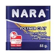 Nara Polymer Clay 55 Gram PM08 Lavender Purple