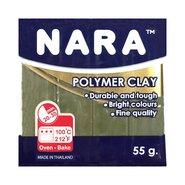 Nara Polymer Clay 55 Gram PM10 Light Olive
