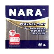 Nara Polymer Clay 55 Gram PM12 Dark Grey