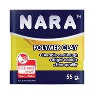 Nara Polymer Clay 55 Gram PM16 Primary Yellow