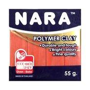 Nara Polymer Clay 55 Gram PM17 Carrot