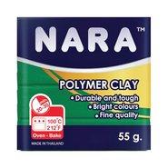 Nara Polymer Clay 55 Gram PM21 Forest Green