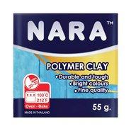 Nara Polymer Clay 55 Gram PM26 Sky Blue
