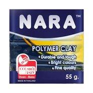 Nara Polymer Clay 55 Gram PM27 Prussian Blue