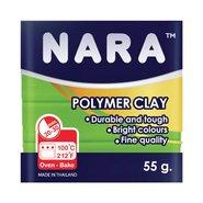 Nara Polymer Clay 55 Gram PM28 Grass Green