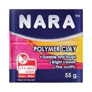 Nara Polymer Clay 55 Gram PM30 Magenta