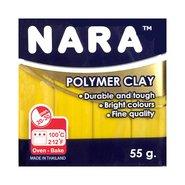 Nara Polymer Clay 55 Gram PM31 Canary Yellow