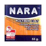 Nara Polymer Clay 55 Gram PM32 Tangerine