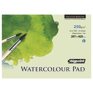 Water Colour Pad 250Gr 25 Sheets A3