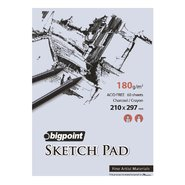 Sketch. Pad 180Gr 60 Sheets A4