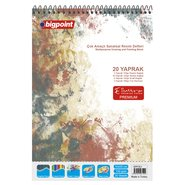 Kindergarten Art Notebook 35x50cm - 20 Sheets