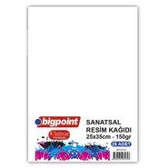 Art Paper 150Gsm 25x35cm - 25 Sheets