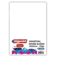 Art Paper 150Gsm 35x50cm - 25 Sheets