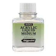 Acrylic Liquid Medium 75ml