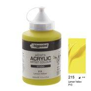 Acrylic Paint 500ml 215 Lemon Yellow