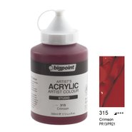 Acrylic Paint 500ml 315 Crimson