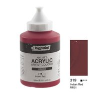 Acrylic Paint 500ml 319 Indian Red