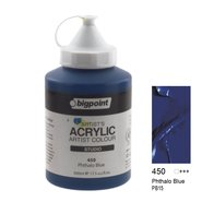 Acrylic Paint 500ml 450Phthalo Blue