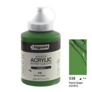 Acrylic Paint 500ml 538 Perm Green