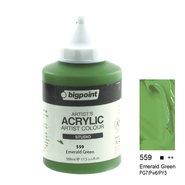 Acrylic Paint 500ml 559 Emerald Green