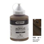 Acrylic Paint 500ml 688 Raw Umber