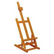 Beech Artist Easel Table Top 28x33x76/90cm