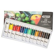 Oli Colour Set 12ml Tube x 12 Colours