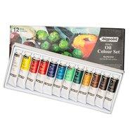 Oli Colour Set 12ml Tube x 12 Colours