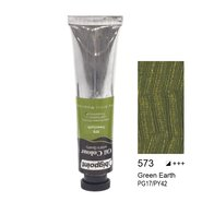 Oil Colour 45ml Green Earth 573
