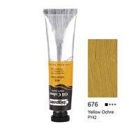 Oil Colour 45ml Yellow Ochre 676