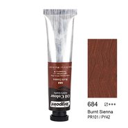 Oil Colour 45ml Red Burnt Sienna 684
