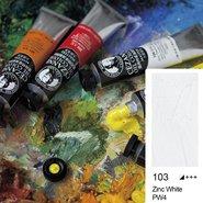 Extra Fine Oil Colour 45ml Zinc White 103