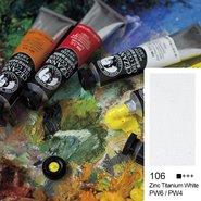 Extra Fine Oil Colour 45ml Zinc Titanium White 106