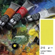 Cezanne Extra Fine Yağlı Boya 45 ml Lemon Yellow 215